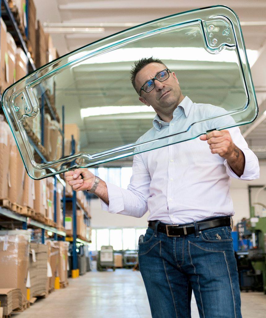 Davide Malagoli, CEO di L.A.M. S.p.a.